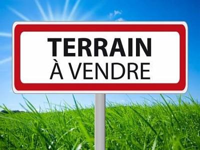 TERRAIN A VENDRE - ROZAY EN BRIE - 1034 m2 - 120000 €