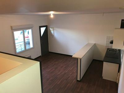 APPARTEMENT T1 A VENDRE - NANGIS - 47,4 m2 - 93000 €