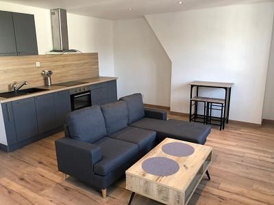 APPARTEMENT T2 A LOUER - NANGIS - 39,88 m2 - 670 € charges comprises par mois