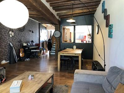 MAISON A VENDRE - ROZAY EN BRIE - 120 m2 - 219000 €