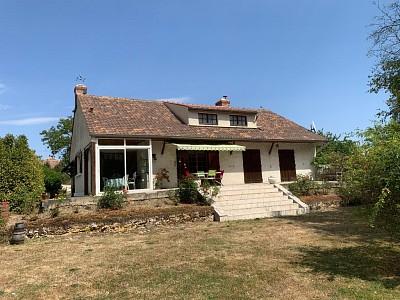 Maison en brique A VENDRE - CHOISY EN BRIE - 140 m2 - 318000 €
