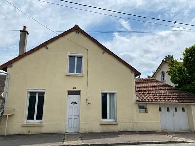 MAISON A VENDRE - JOUY LE CHATEL - 103 m2 - 206000 €
