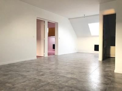 APPARTEMENT T3 A LOUER - ROZAY EN BRIE CENTRE VILLE - 59,76 m2 - 790 € charges comprises par mois