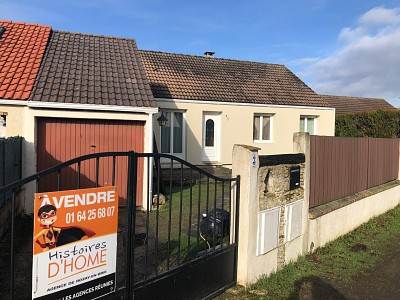 MAISON A VENDRE - ROZAY EN BRIE - 82 m2 - 269000 €