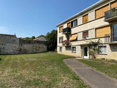 APPARTEMENT T3 A VENDRE - PROVINS - 61,74 m2 - 127000 €