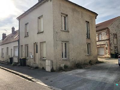Maison de ville A VENDRE - ROZAY EN BRIE - 110,5 m2 - 135000 €