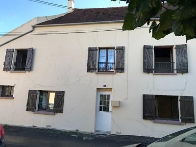 MAISON A VENDRE - JOUY LE CHATEL - 70 m2 - 128000 €