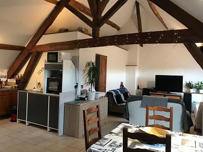 APPARTEMENT T2 A VENDRE - ROZAY EN BRIE - 60 m2 - 140000 €