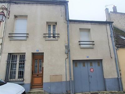 Maison de ville - ROZAY EN BRIE - 130 m2 - VENDU