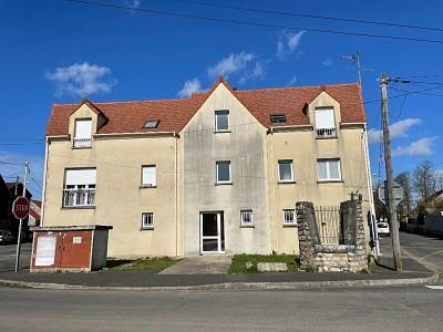 STUDIO A VENDRE - COUTEVROULT - 27,81 m2 - 135000 €