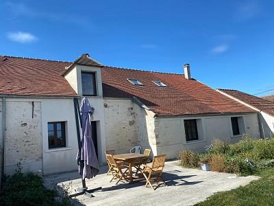 Maison Briarde A VENDRE - VAUDOY EN BRIE - 145 m2 - 316000 €