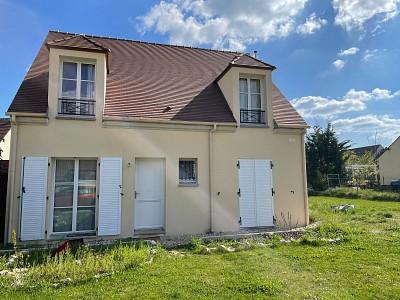 MAISON A VENDRE - JOUY LE CHATEL - 107 m2 - 254000 €
