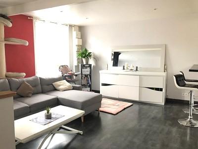 MAISON A LOUER - ROZAY EN BRIE centre ville - 58,67 m2 - 790 € charges comprises par mois