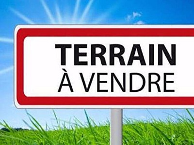 TERRAIN - ROZAY EN BRIE - 585 m2 - VENDU