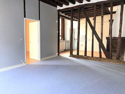 APPARTEMENT T2 A LOUER - ROZAY EN BRIE centre ville - 56,61 m2 - 645 € charges comprises par mois