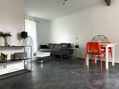 APPARTEMENT T3 A LOUER - LA FERTE GAUCHER CENTRE VILLE - 57,71 m2 - 690 € charges comprises par mois