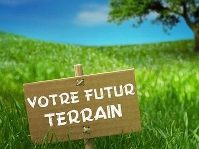 TERRAIN A VENDRE - ROZAY EN BRIE - 363 m2 - 113000 €