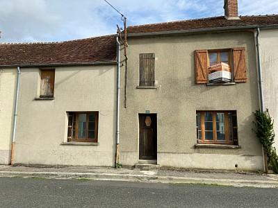 Maison Briarde A VENDRE - ROZAY EN BRIE - 88 m2 - 135000 €