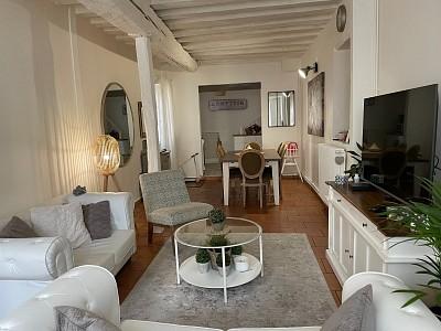 Maison de ville - ROZAY EN BRIE - 120 m2 - VENDU
