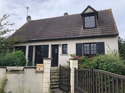 MAISON A LOUER - MORMANT residenciel - 117,84 m2 - 1095 € charges comprises par mois