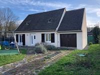 MAISON A VENDRE - ROZAY EN BRIE - 111,78 m2 - 225000 €