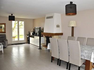 MAISON A VENDRE - ROZAY EN BRIE - 90 m2 - 295000 €