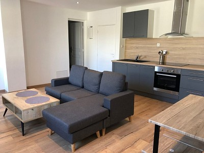 APPARTEMENT T2 A LOUER - NANGIS - 39,88 m2 - 690 € charges comprises par mois