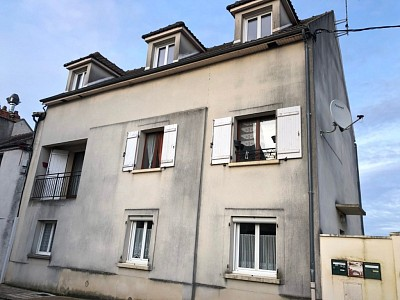 APPARTEMENT T3 - ROZAY EN BRIE CENTRE VILLE - 59,76 m2 - LOUÉ