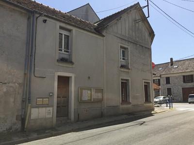 APPARTEMENT T4 A LOUER - LA CHAPELLE GAUTHIER CENTRE VILLE - 73 m2 - 824 € charges comprises par mois